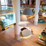 Креативный дизайн отеля в Австралии — для отдыха и развлечений