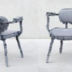 Элегантное решение варварской проблемы: эко-мебель