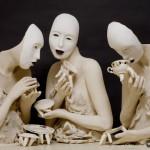 Самая креативная посуда в мире от скульптора Ронит Баранга