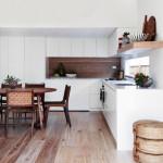Австралийская эклектика в дизайне интерьеров: частный дом в Мельбурне