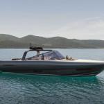 Яхта класса Luxe++ от архитектурного бюро Foster & Partners