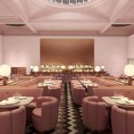 Самый необычный ресторан Лондона: развлекательный дизайн для публики
