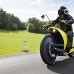 Первый электрический мотоцикл — хотите узнать больше?