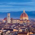 Оранжевый город Флоренция — великолепие Тосканы