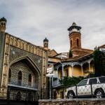 Фото-тур по очаровательному Тбилиси