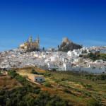 Один из самых атмосферных маленьких городков мира: Ольвера в Испании