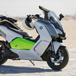 Мотоцикл, работающий полностью от электричества: новая модель от BMW