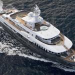 Восхитительная дизайнерская яхта Sirius за 42 млн. долларов