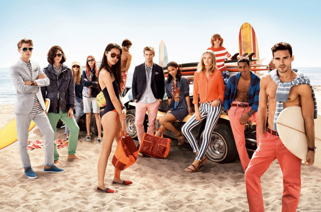 an introduction to a tommy hilfiger advertisement that insults america