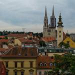 Таинственные и пасмурные будни хорватской столицы