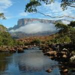 Гора, которой почти 2 миллиарда лет: Рораймо вЮжнойАмерике