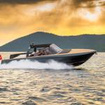 Люксовая яхта Alen 68 yacht от турецкой судоверфи Foster+ partners
