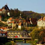 Трансильванское обаяние врумынском городе Сигишоара