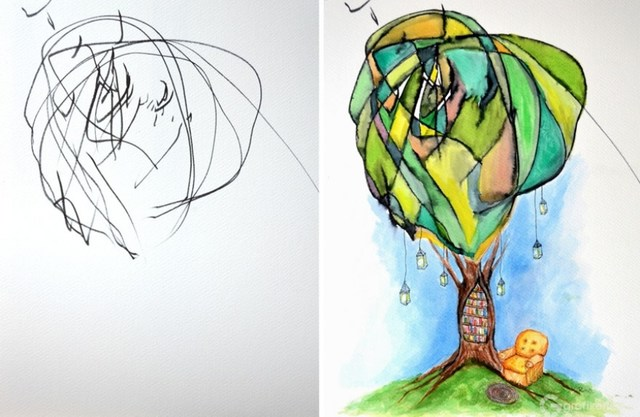 8670810-R3L8T8D-900-artist-turns-childrens-drawings-into-paintings-2_1
