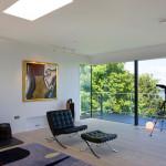 Стеклянный дом на острове Вайт, Великобритания