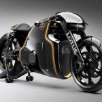 Компания Lotus представляет свой первый мотоцикл: C-01 готов к путешествиям!