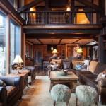 Самый уютный стиль для дома — альпийский шале