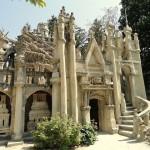 Нестандартная Франция: дворец почтальона, который он построил самостоятельно за 33 года