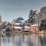 25 потрясающих зимних городов, от одного вида которых вам станет лучше