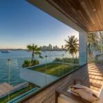 Легкий минимализм в Майами прямо на берегу океана