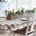 Сервировка, оформление и декорирование стола на Новый Год