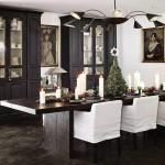Новый Год по-датски: праздничное декорирование в стиле аристократичного минимализма