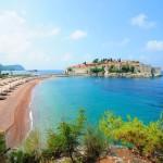 Самый популярный отель Черногории на острове Святого Стефана