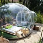 Хорошо ли спится в мыльном пузыре: отель «Ловец снов» во Франции