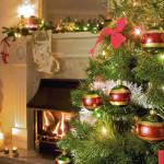 Новый год по-испански: новогодние украшения в интерьере