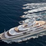 Чопи-Чопи от CRN mega yachts: больше, чем яхта