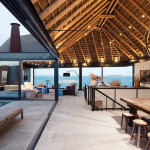 Потрясающий особняк в стиле тропического минимализма в ЮАР
