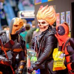 Comic Con: фейерверк красок в молле