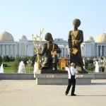 Ашхабад: неизвестная столица неизвестной страны