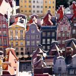 Веселые городки всех цветов радуги: вокруг света с краской в руках